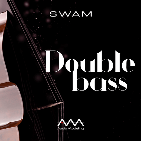 Audio Modeling SWAM Double Bass