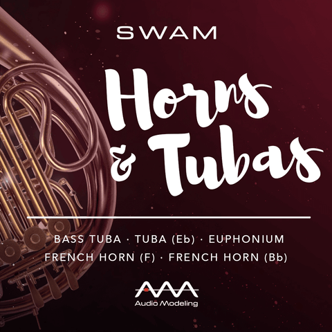 Audio Modeling SWAM Horns & Tubas