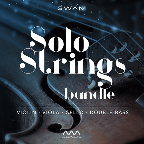 Audio Modeling SWAM Solo Strings Bundle