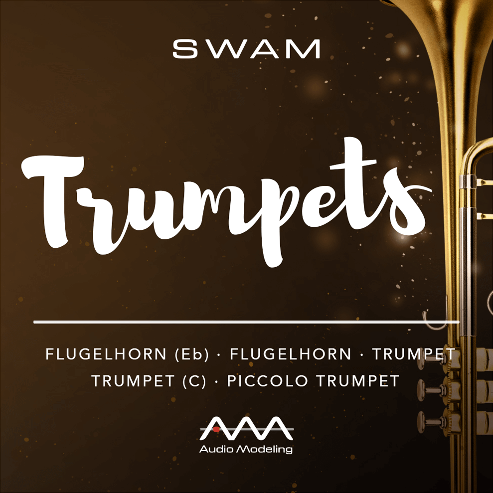 Audio Modeling SWAM Trumpets