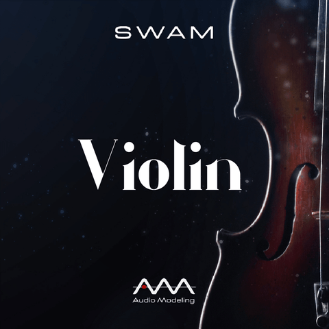 Audio Modeling SWAM Violin
