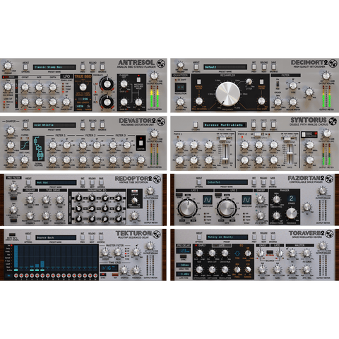 D16 SilverLine Bundle Plugins PluginFox