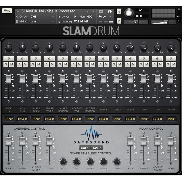 SampSound Slamdrum