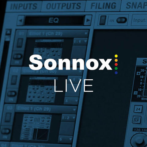 Sonnox Oxford Live Collection