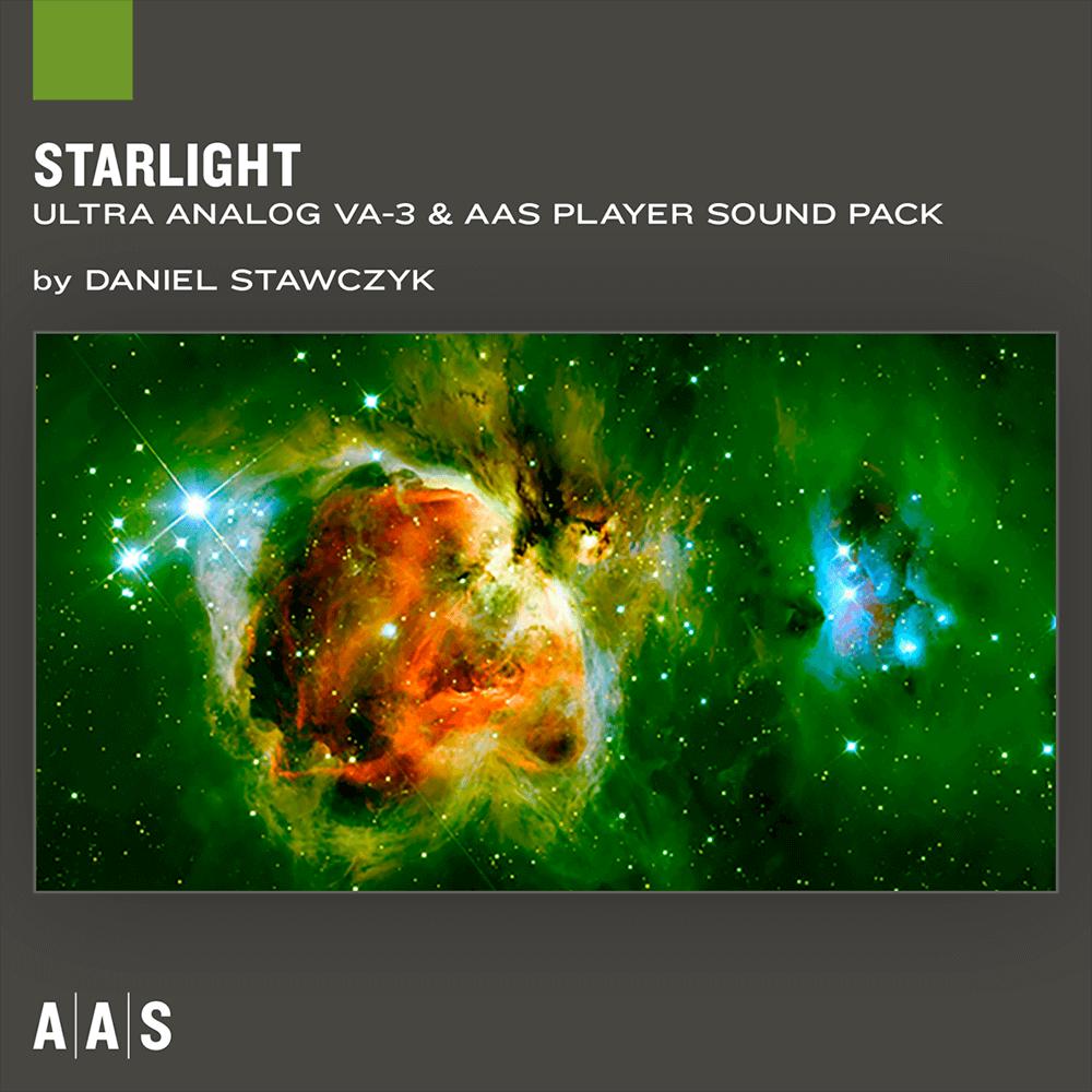 AAS Sound Packs: Starlight