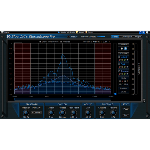 Blue Cat Audio StereoScope Pro Plugins PluginFox