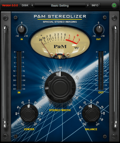 Plug and Mix Stereolizer