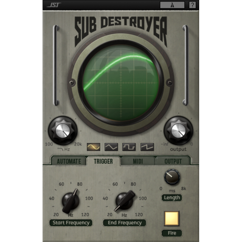 Joey Sturgis Tones Sub Destroyer Virtual Instruments PluginFox