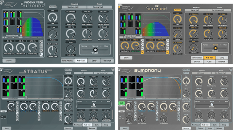 Exponential Audio Surround Reverb Bundle Plugins PluginFox