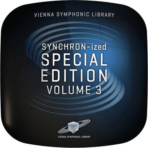 VSL Synchron-ized Special Edition Vol. 3: Appassionata & Muted Strings