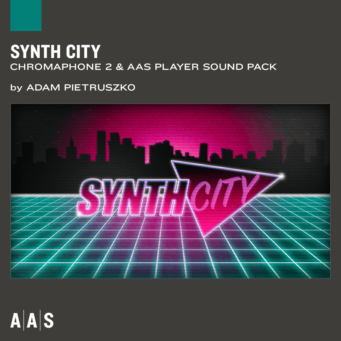AAS Sound Packs: Synth City AAS Sound Packs PluginFox