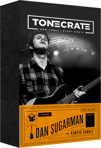 ToneCrate Dan Sugarman Signature Kemper Bundle