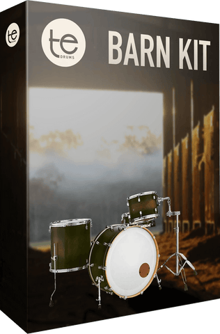 TE Drums Barn Kit