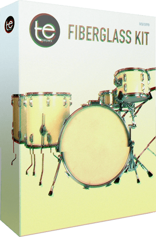 TE Drums Fiberglass Kit