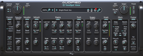 Audified ToneSpot Voice Pro