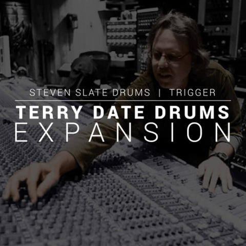 Steven Slate Drums Terry Date Expansion