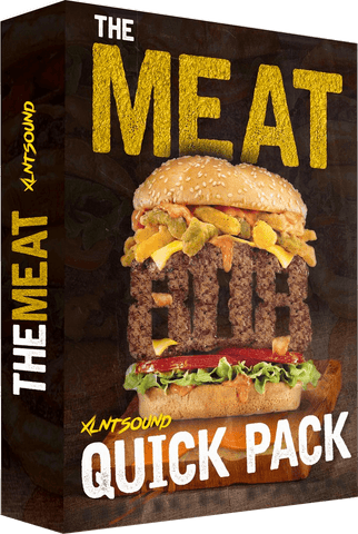 XLNTSound Quick Pack: The Meat