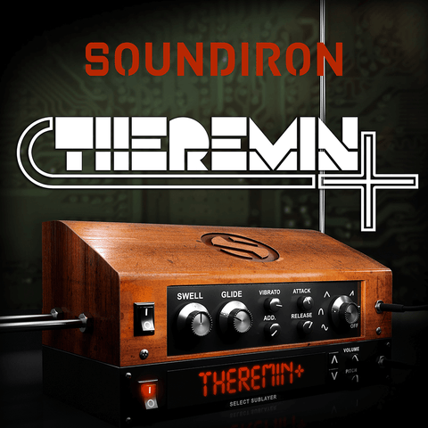 Soundiron Theremin+
