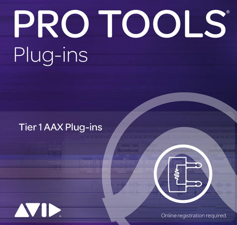 AVID Tier 1 Plugin Activation DAW PluginFox