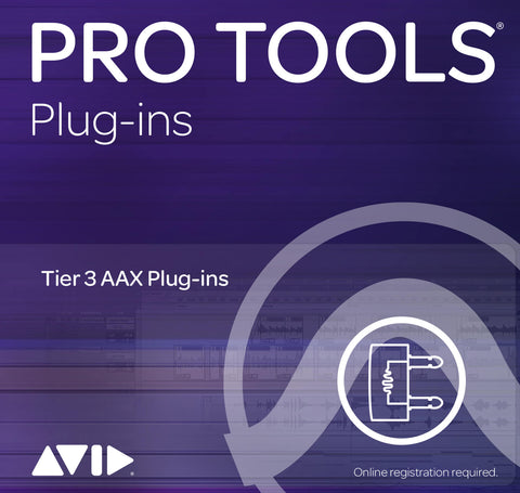 AVID Tier 3 Plugin Activation DAW PluginFox