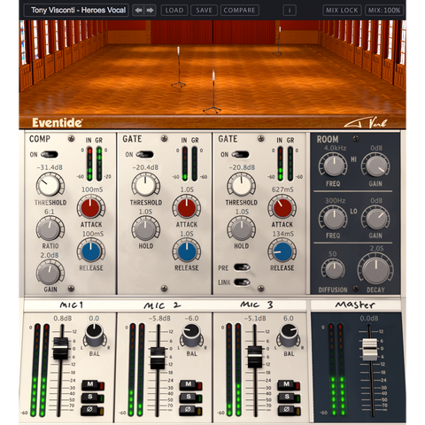 Eventide Tverb Plugins PluginFox