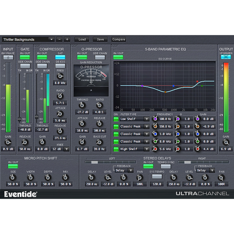 Eventide UltraChannel Plugins PluginFox