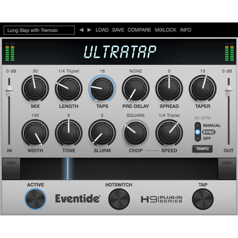 Eventide UltraTap Plugins PluginFox
