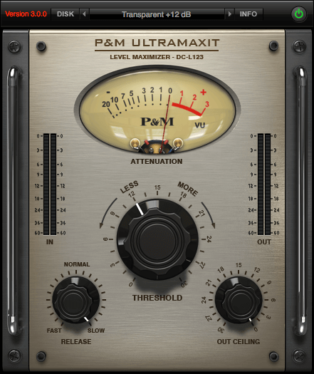 Plug and Mix Ultramaxit