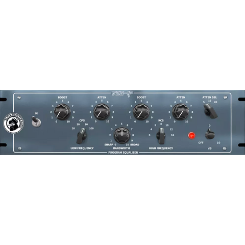Black Rooster Audio VEQ-1P Plugins PluginFox