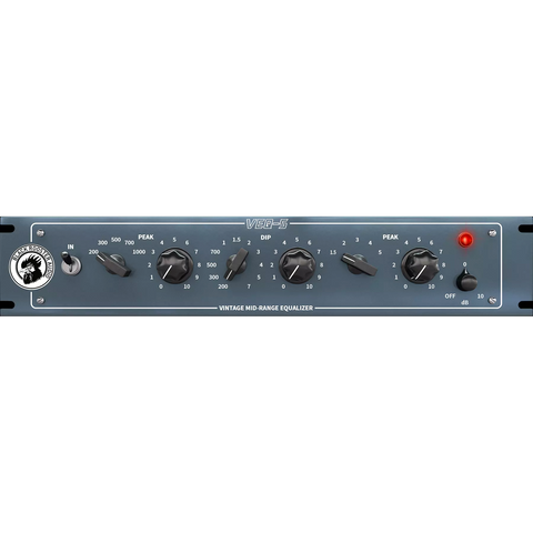 Black Rooster Audio VEQ-5 Plugins PluginFox