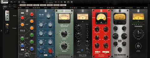 Slate Digital Virtual Mix Rack VMR 2.0