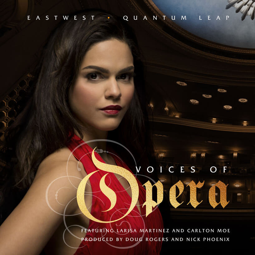 EastWest Voices of Opera Virtual Instruments PluginFox