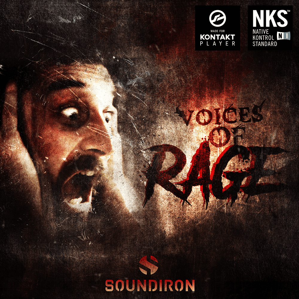 Soundiron Voices of Rage