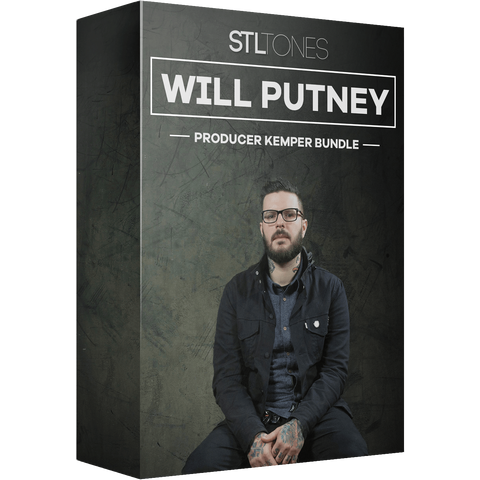 STL Tones Will Putney Producer Kemper Bundle