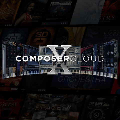 EastWest ComposerCloud X 1-Year