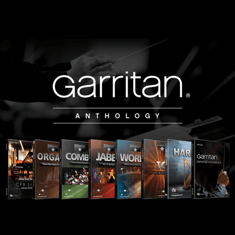 Garritan Anthology Bundle