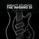 Impact Studios The Inferno Bass Kontakt Instruments PluginFox