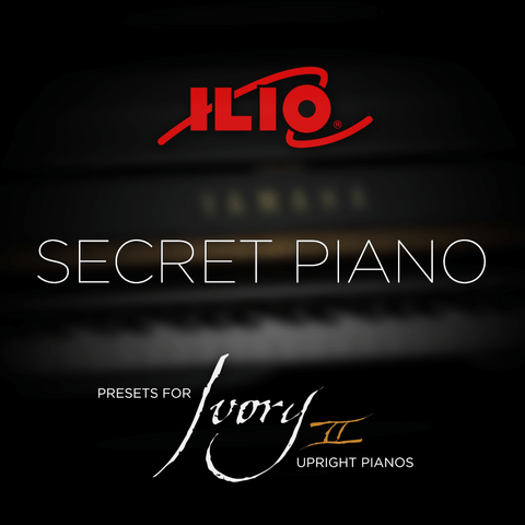 ILIO Secret Piano