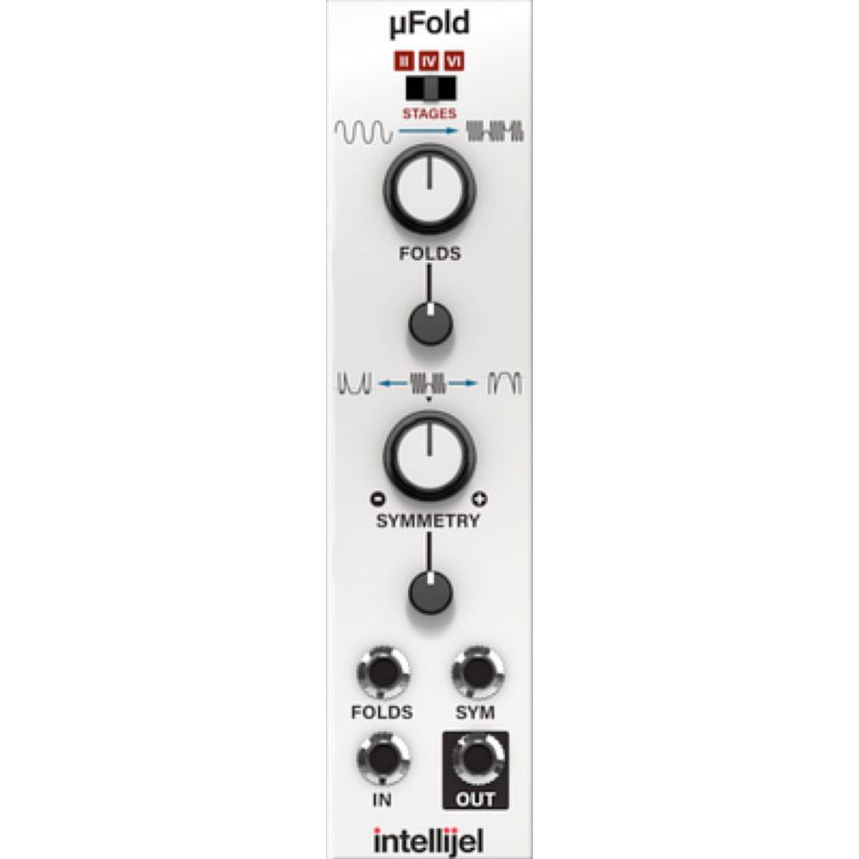 Softube Intellijel uFold II for Modular
