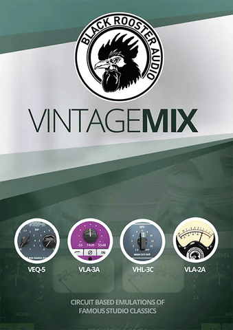 Black Rooster Audio Vintage Mix Bundle