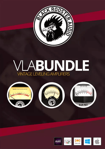 Black Rooster Audio VLA Bundle