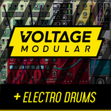 Cherry Audio Voltage Modular Core + Electro Drums Virtual Instruments PluginFox