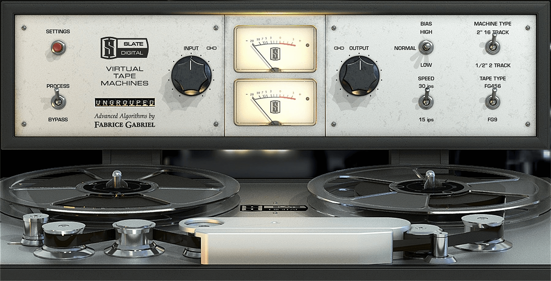 Slate Digital Virtual Tape Machines VTM