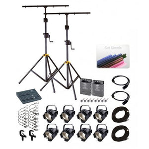 Stage Lighting Kit