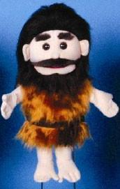 John the Baptist Puppet for Churches