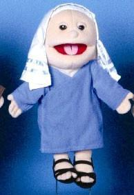 Sarah Puppet for Churches