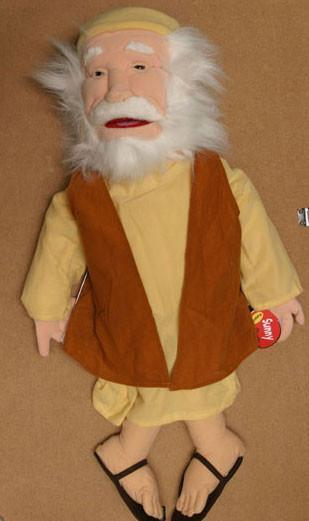 Abraham Puppet for Churches