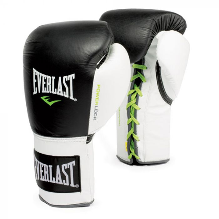 Everlast Powerlock Negro / Blanco / Fosforescente