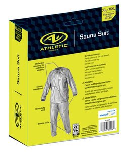 Traje Sauna Athletic Works