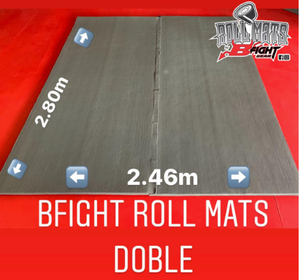 Roll Mat Premium BFight (Individual doble)
